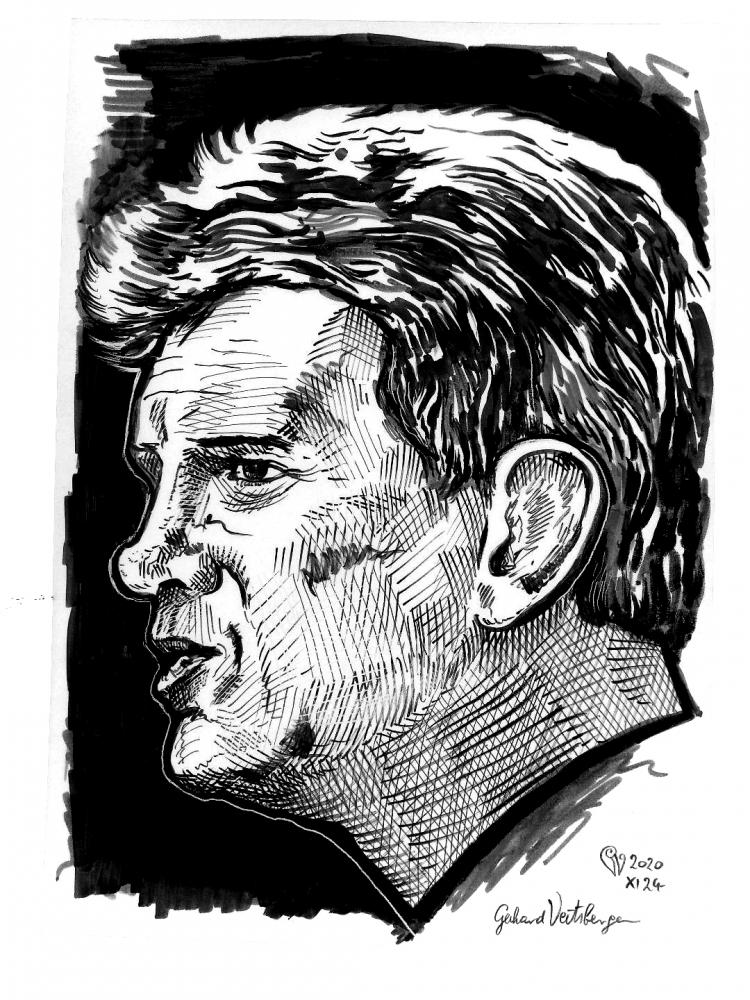 Chris Isaak by veitsberger